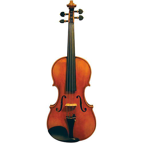 Maple Leaf Strings Burled Maple Craftsman Collection Violin thumbnail