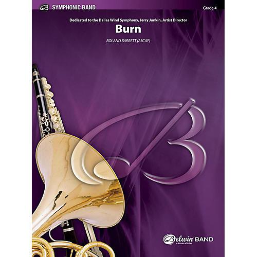 Alfred Burn Concert Band Grade 4 Set thumbnail