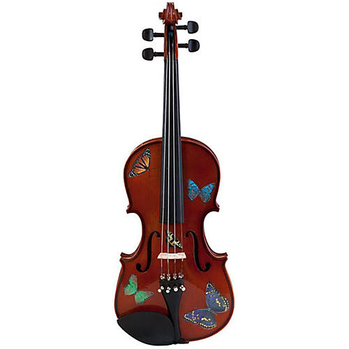 Rozanna's Violins Butterfly Dream Series Violin Outfit thumbnail