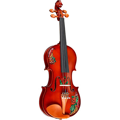 Rozanna's Violins Butterfly Rose Tattoo Series Violin Outfit thumbnail
