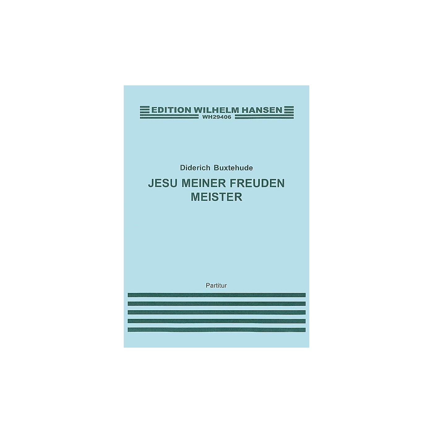 Music Sales Buxtehude, D Jesu Meiner Freiden Meister Satb/Strings/Cont (G,e) Music Sales America Series thumbnail
