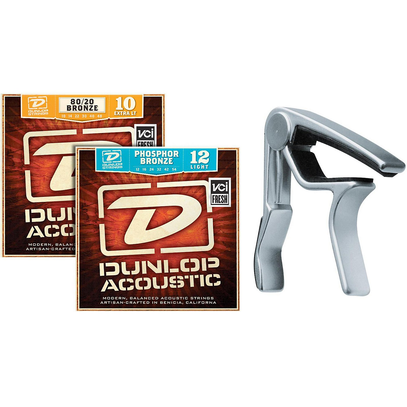 Dunlop Buy 83N Capo, Receive Free DAP1254 thumbnail