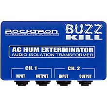Rocktron Buzz Kill AC Hum Eliminator Guitar Effects Pedal
