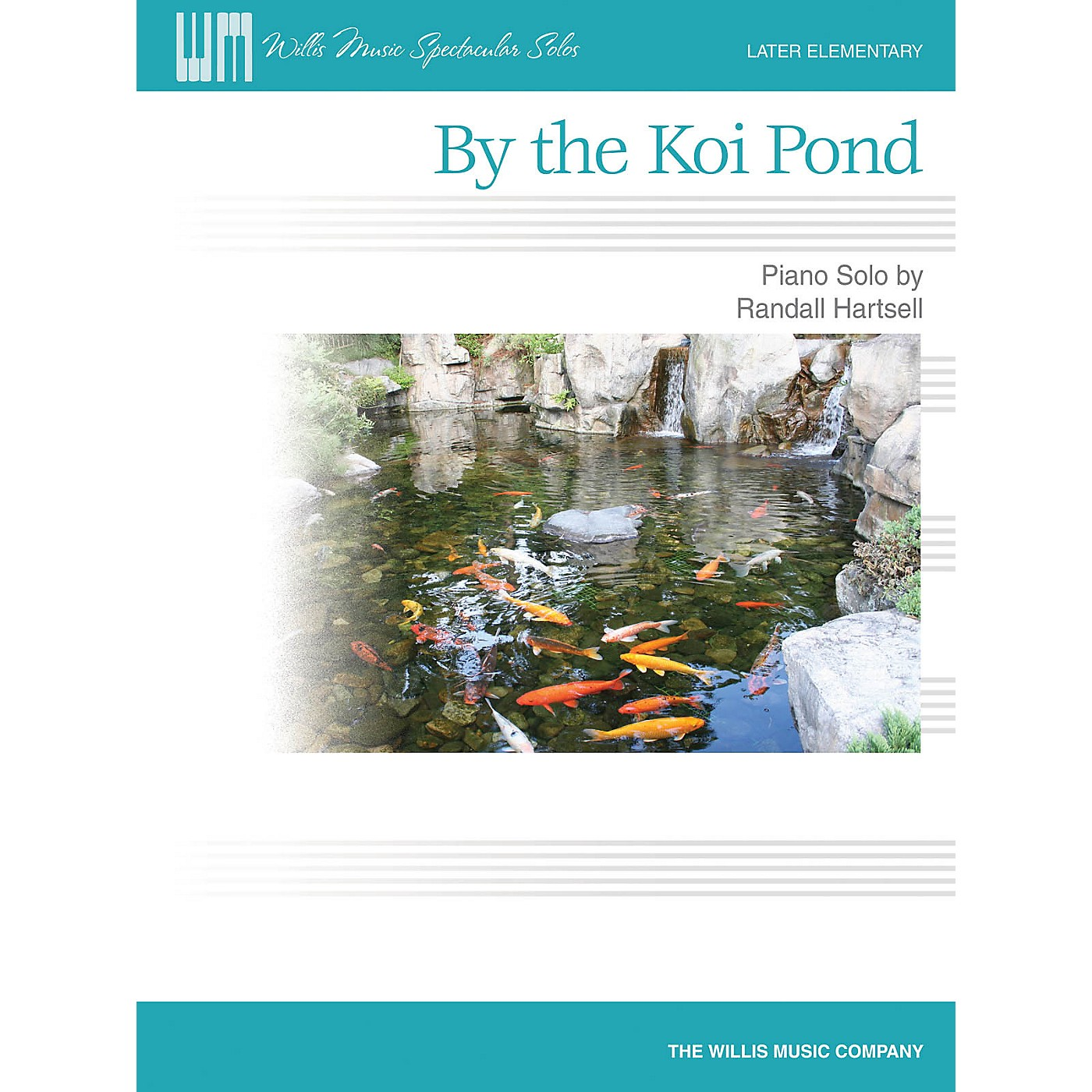 Willis Music By the Koi Pond (Later Elem Level) Willis Series by Randall Hartsell thumbnail