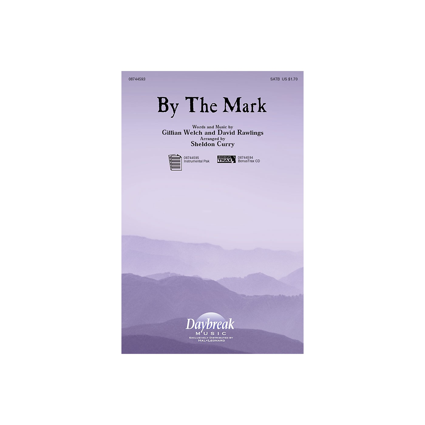 Daybreak Music By the Mark SATB arranged by Sheldon Curry thumbnail
