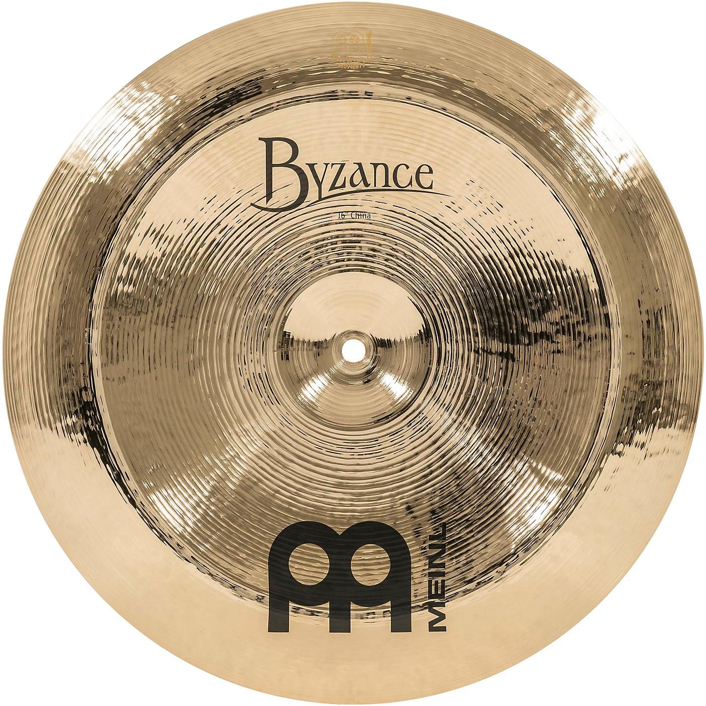 Meinl Byzance Brilliant China Cymbal thumbnail