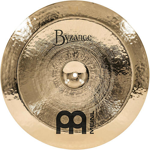 Meinl Byzance Brilliant China Cymbal thumbnail