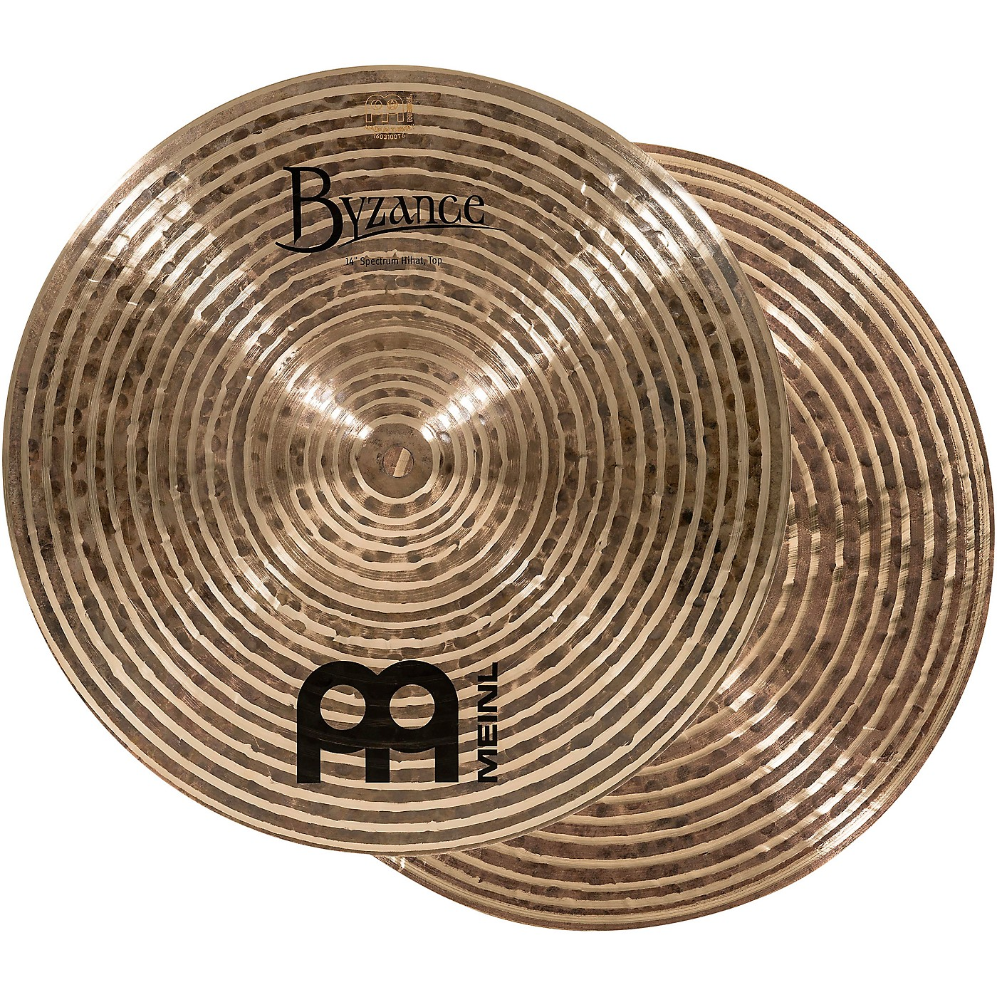 Meinl Byzance Dark Spectrum Hi-hat Cymbals thumbnail