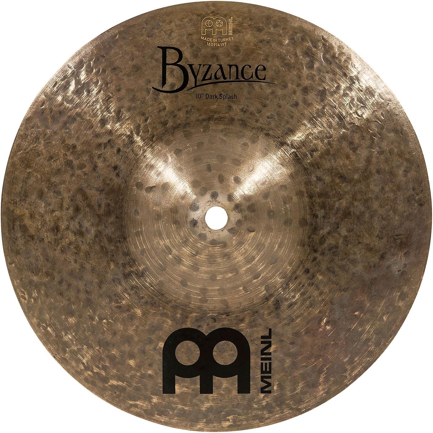 MEINL Byzance Dark Splash Cymbal thumbnail
