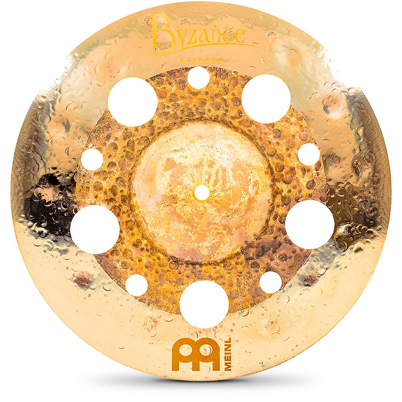 Meinl Byzance Dual Multi-Trash Cymbal thumbnail