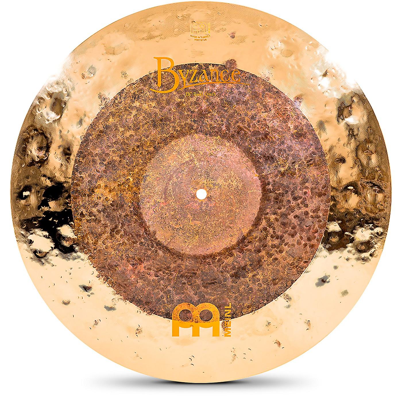Meinl Byzance Extra Dry Dual Crash Cymbal thumbnail