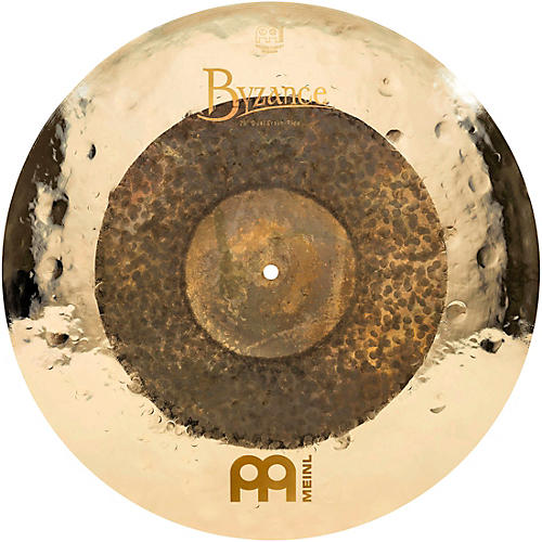 Meinl Byzance Extra Dry Dual Crash/Ride Cymbal thumbnail