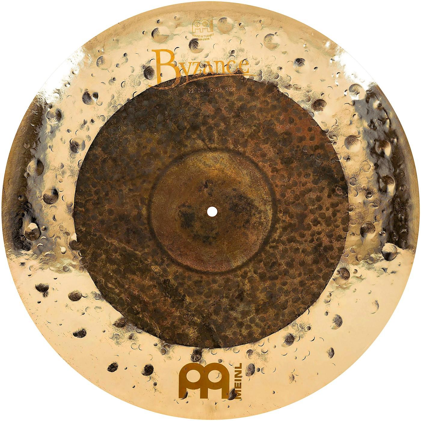 Meinl Byzance Extra Dry Dual Crash/Ride Cymbal thumbnail