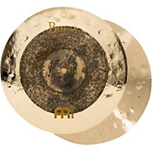 Meinl Byzance Extra Dry Dual Hi-Hat Cymbal Pair
