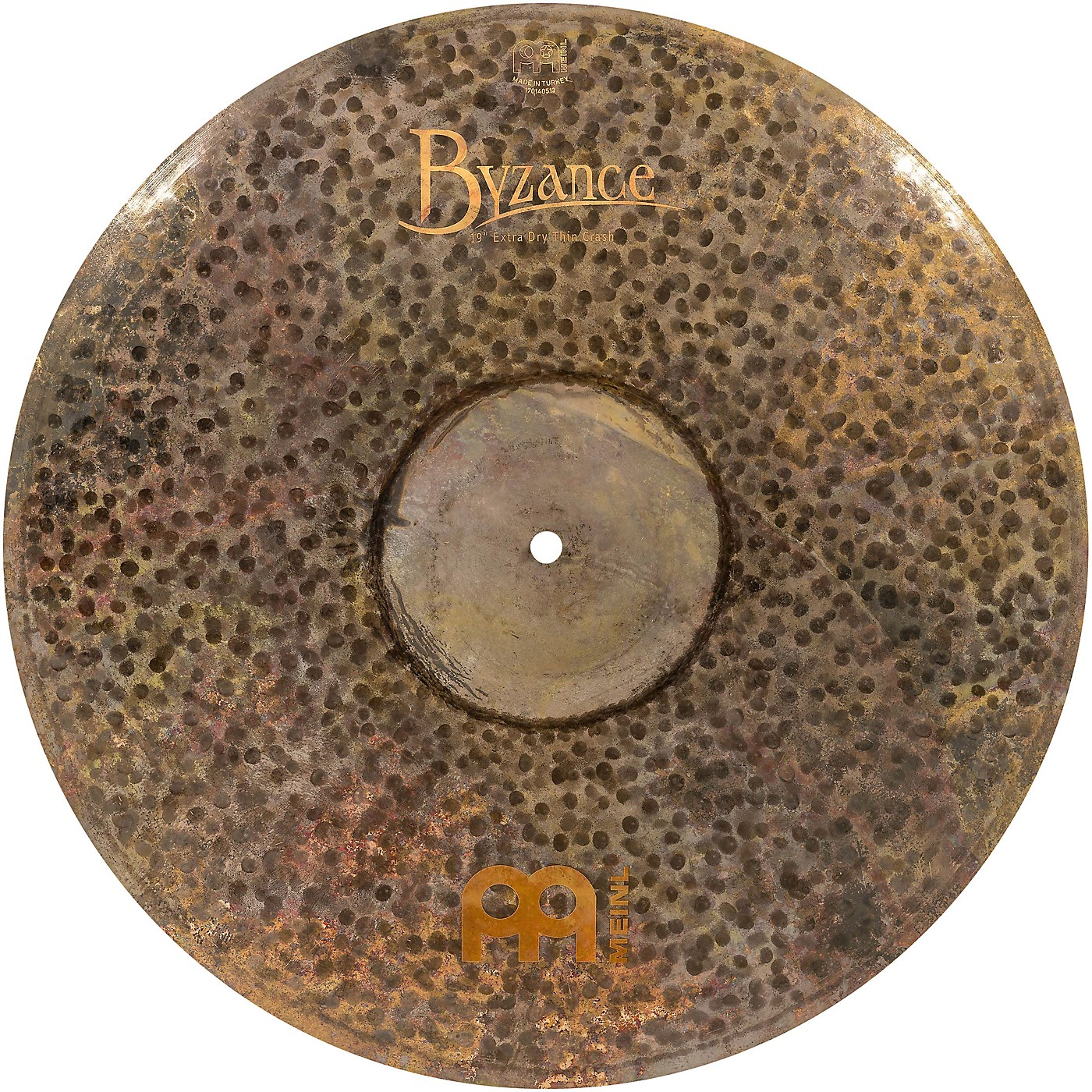 Meinl Byzance Extra Dry Thin Crash Cymbal thumbnail
