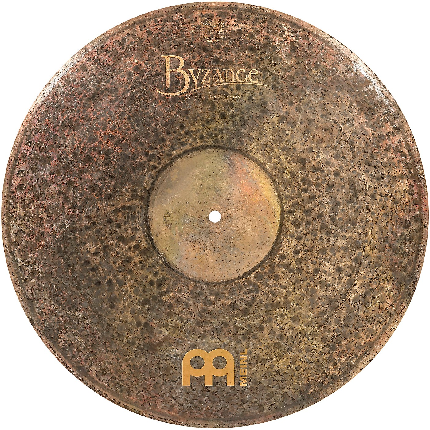 Meinl Byzance Extra Dry Thin Crash Traditional Cymbal thumbnail