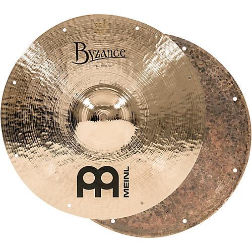 Meinl Byzance Fast Hi-Hat Brilliant Cymbals-thumbnail