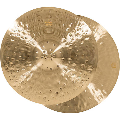 Meinl Byzance Foundry Reserve Hi-Hat Cymbal Pair thumbnail