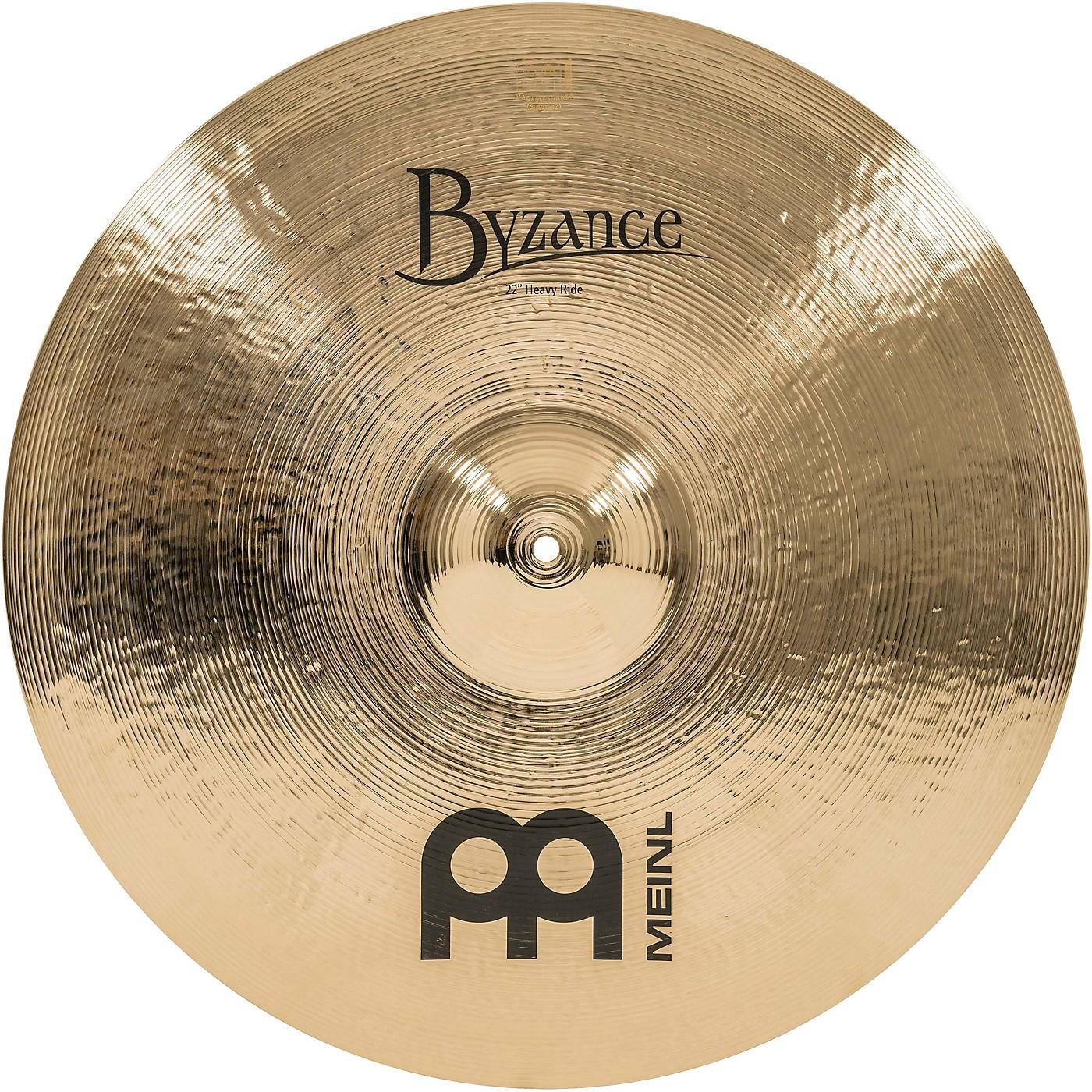 Meinl Byzance Heavy Ride Brilliant Cymbal thumbnail