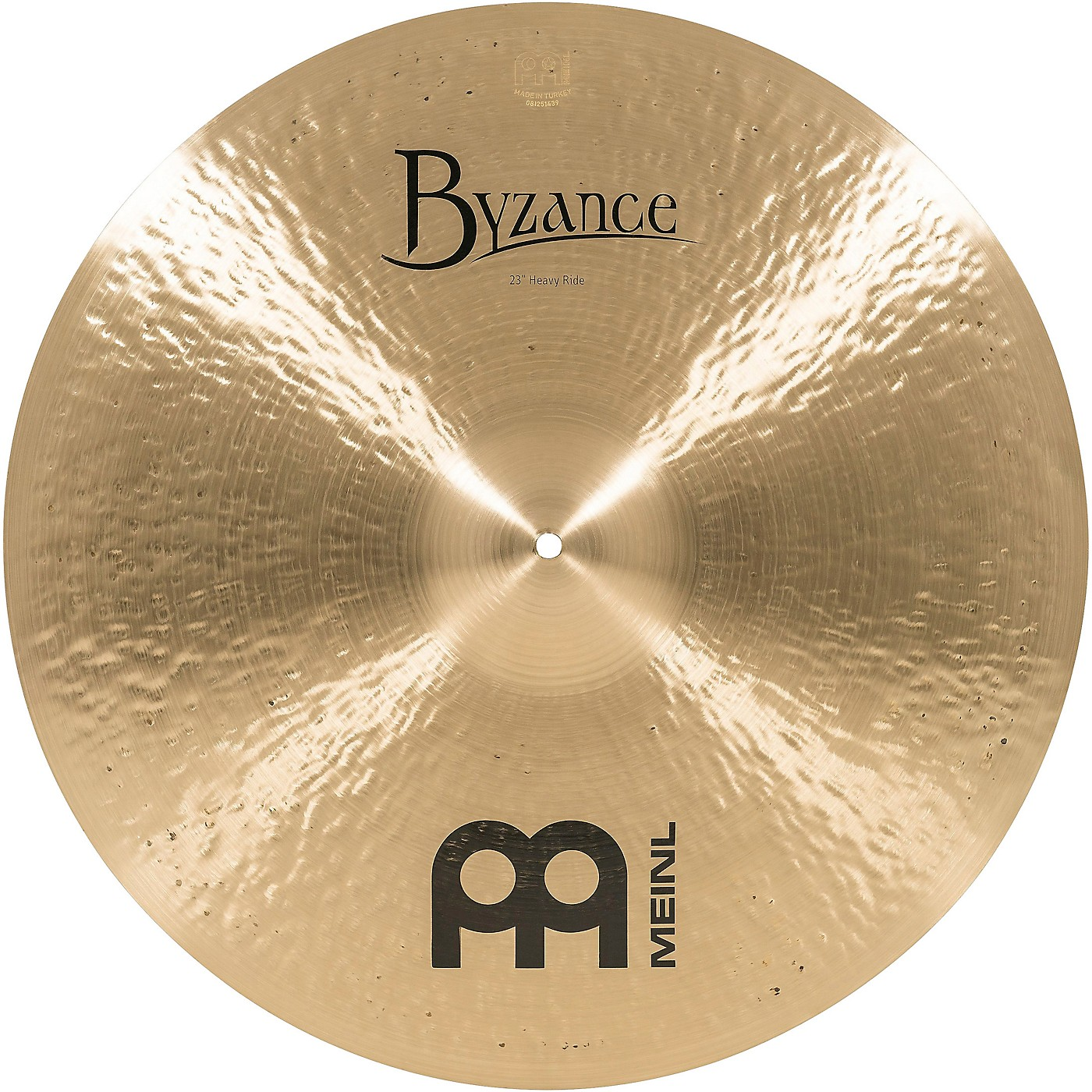 MEINL Byzance Heavy Ride Traditional Cymbal thumbnail