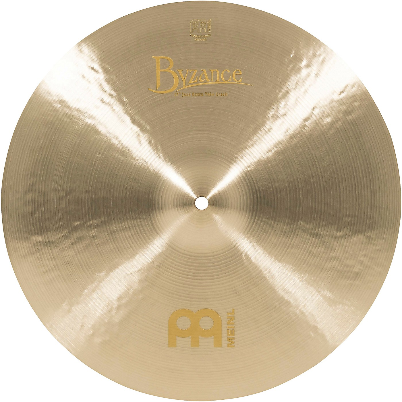 Meinl Byzance Jazz Extra Thin Crash Traditional Cymbal thumbnail