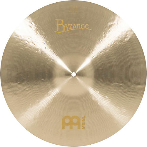 Meinl Byzance Jazz Medium Thin Crash Traditional Cymbal thumbnail