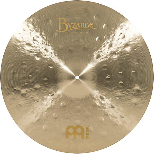 Meinl Byzance Jazz Medium Thin Ride Traditional Cymbal thumbnail