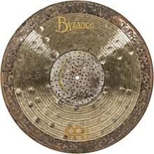 Meinl Byzance Jazz Ralph Peterson Signature Nuance Ride Cymbal with Rivets