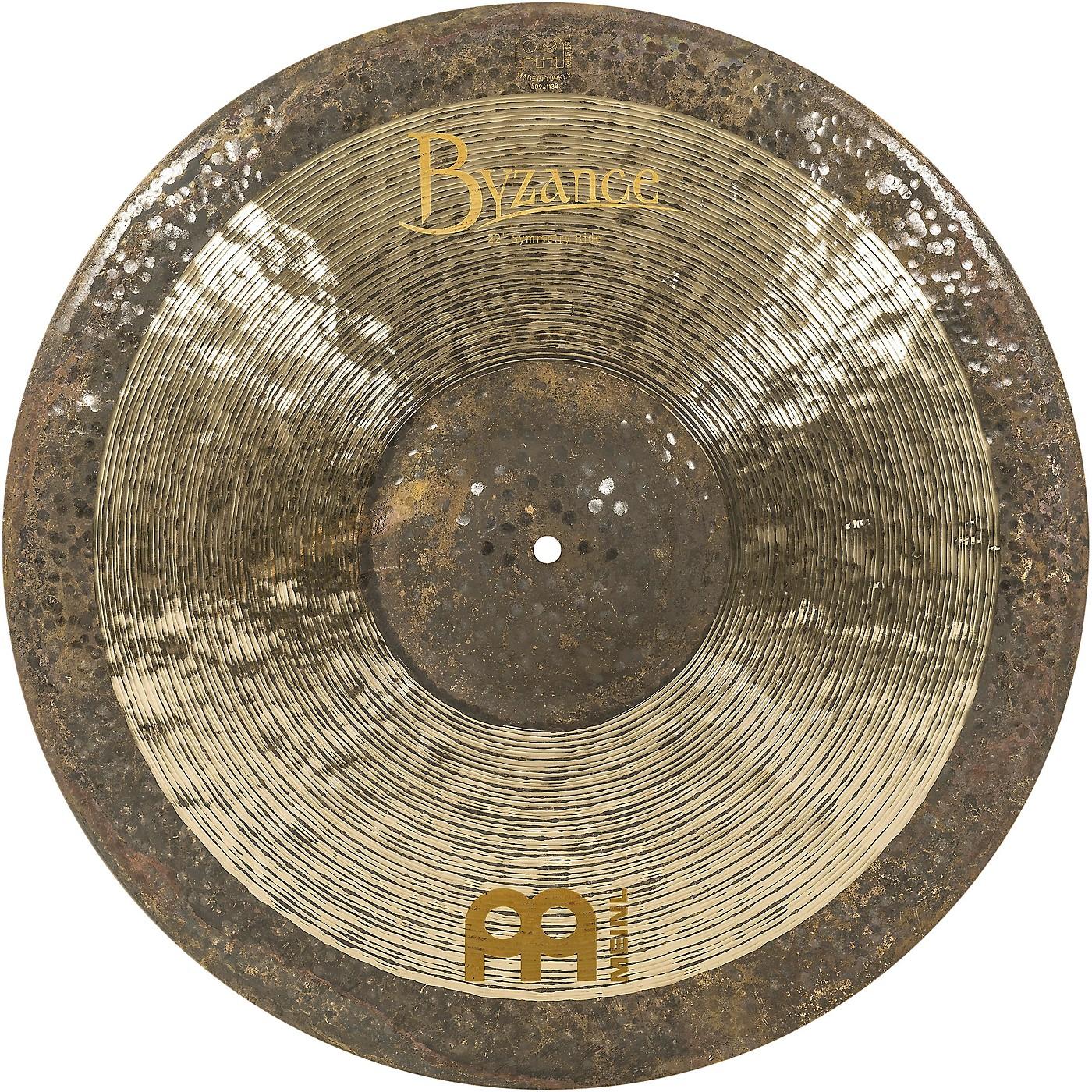 Meinl Byzance Jazz Ralph Peterson Signature Symmetry Ride Cymbal thumbnail