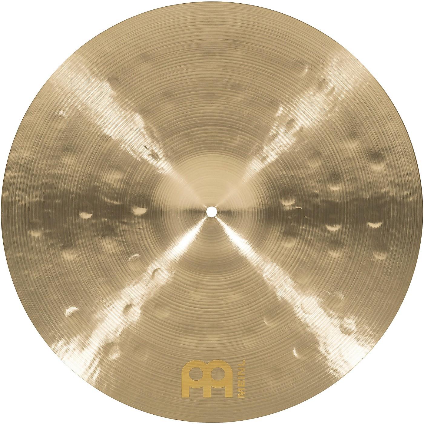 Meinl Byzance Jazz Thin Ride Traditional Cymbal thumbnail