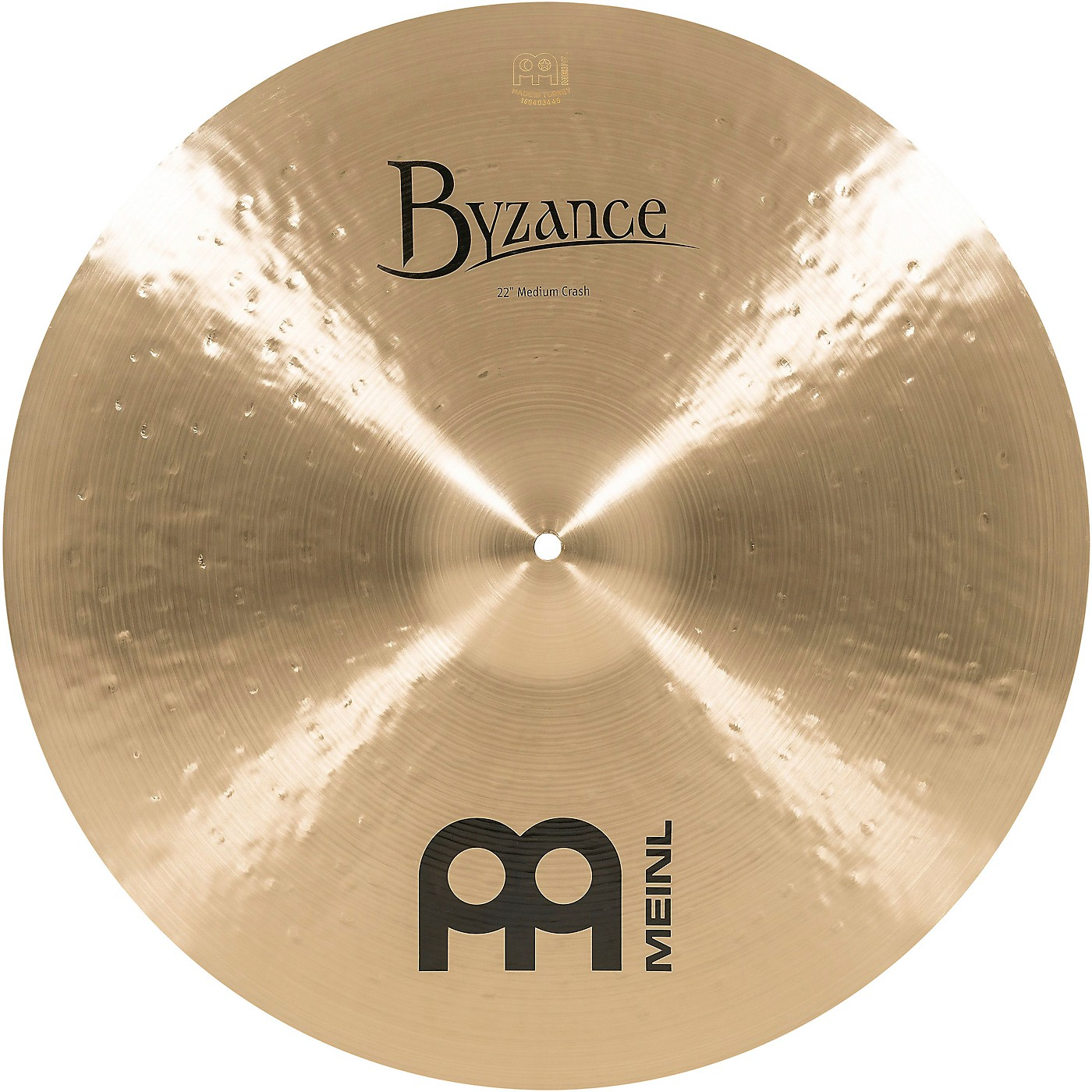 Meinl Byzance Medium Crash Traditional Cymbal thumbnail