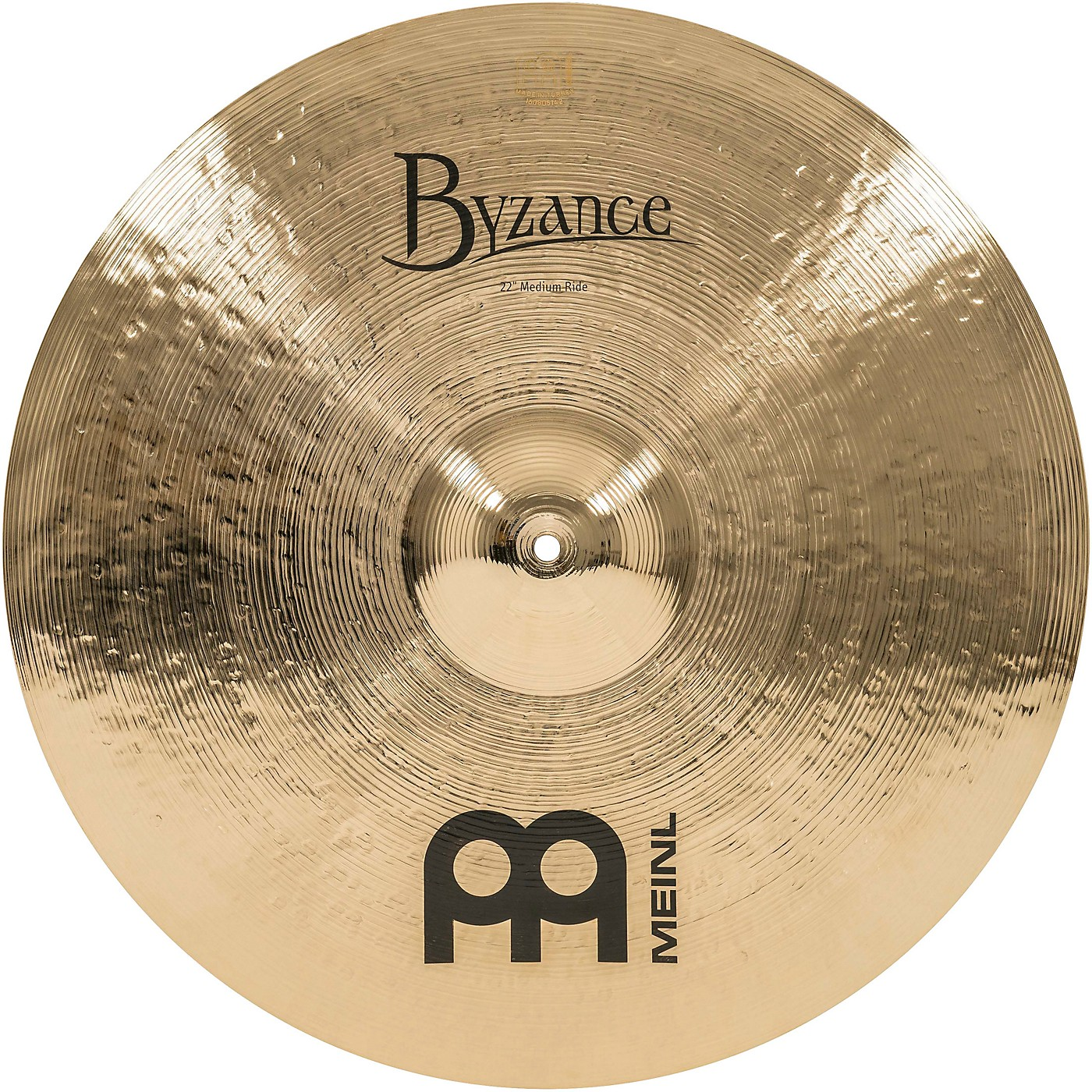 Meinl Byzance Medium Ride Brilliant Cymbal thumbnail