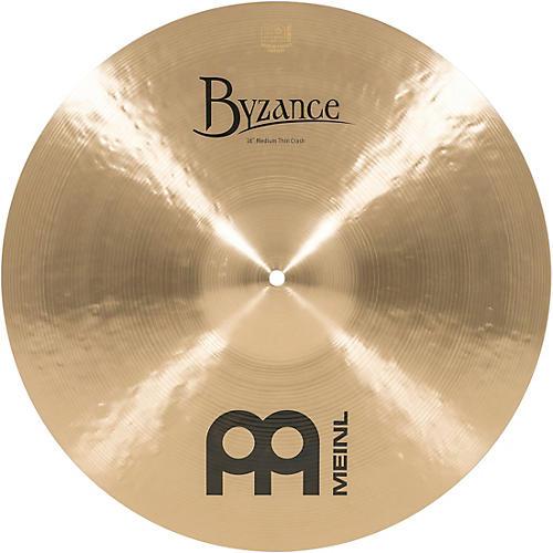 Meinl Byzance Medium-Thin Crash thumbnail