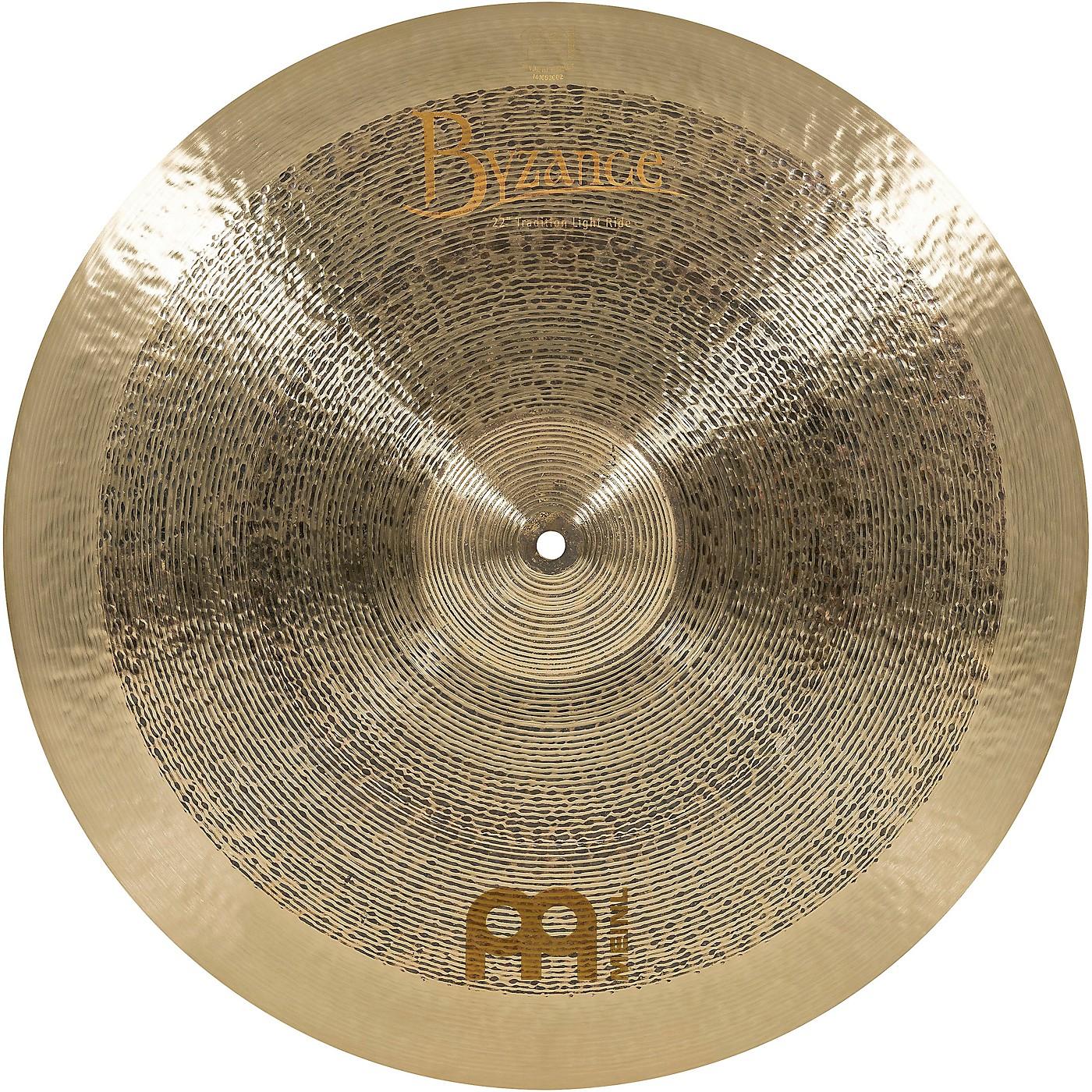 Meinl Byzance Tradition Light Ride Cymbal thumbnail