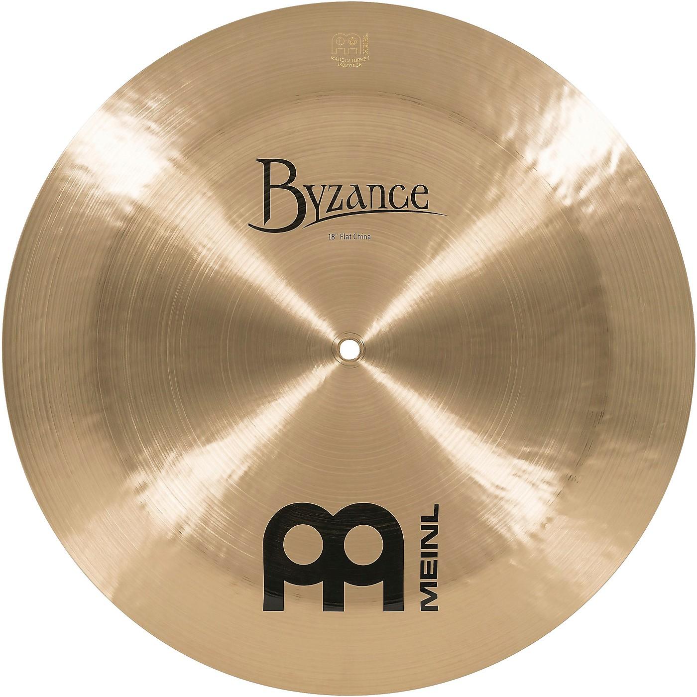 Meinl Byzance Traditional Flat China Cymbal thumbnail