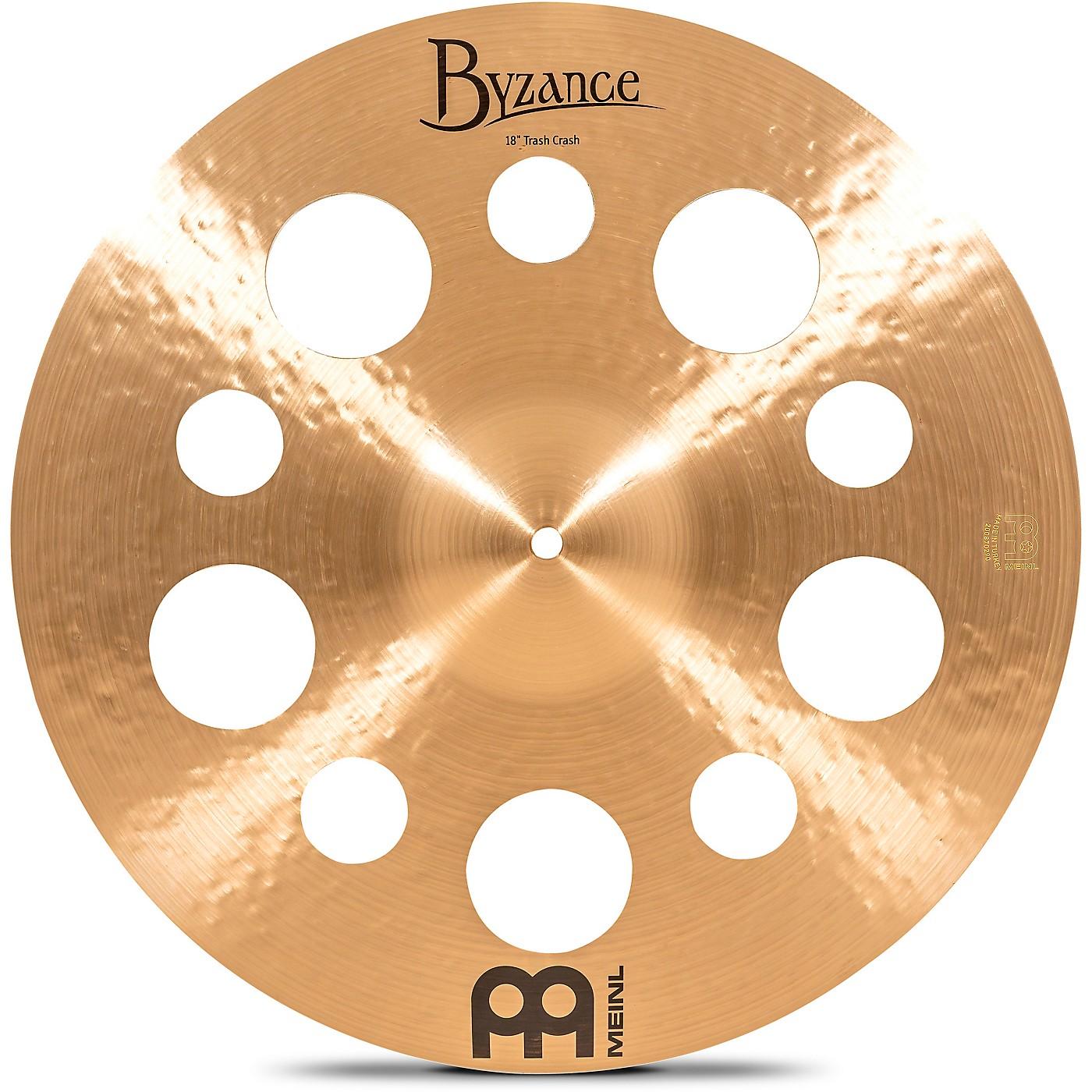 Meinl Byzance Traditional Trash Crash Cymbal thumbnail