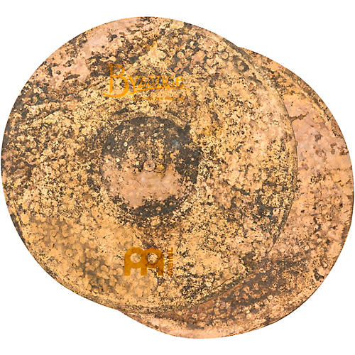 Meinl Byzance Vintage Pure Hi-Hat Cymbal Pair thumbnail