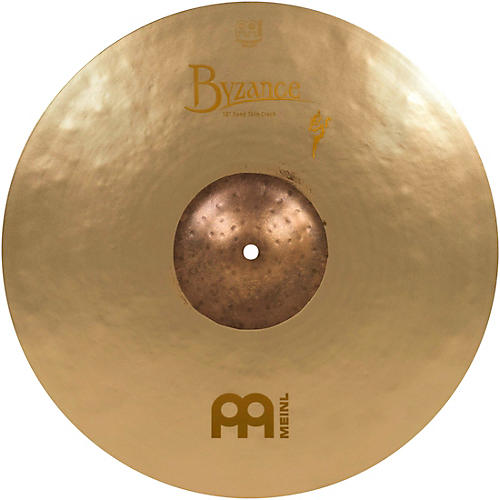 Meinl Byzance Vintage Series Benny Greb Sand Thin Crash Cymbal thumbnail