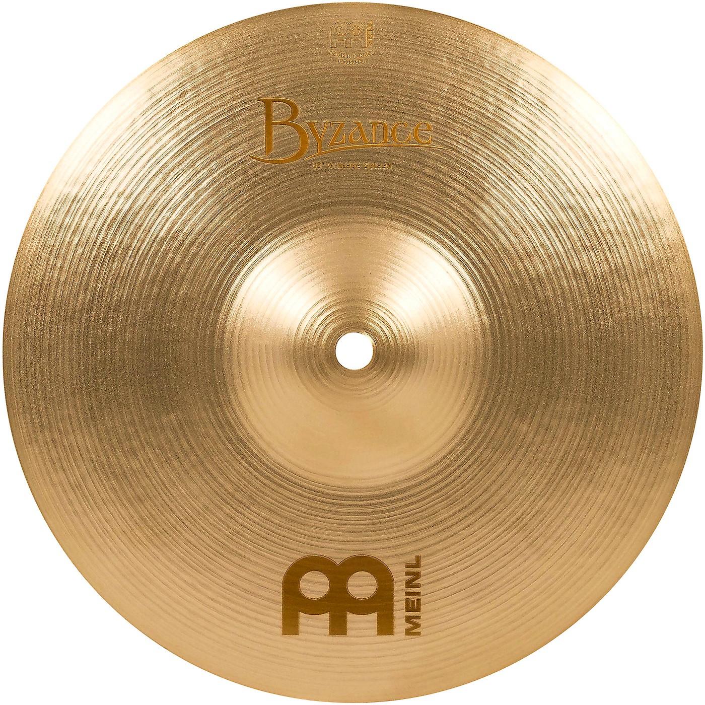 Meinl Byzance Vintage Splash Cymbal thumbnail