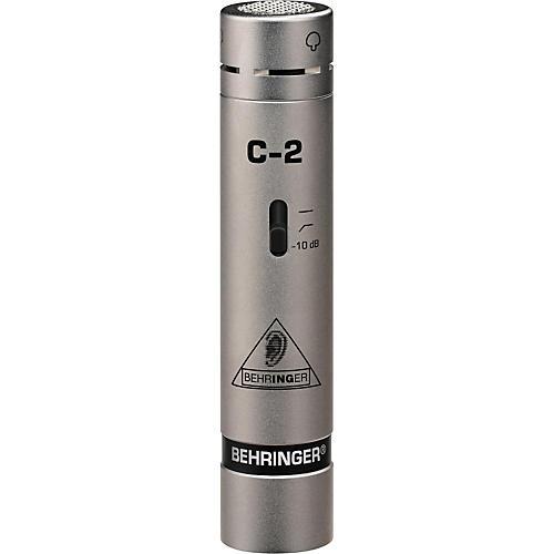 Behringer C-2 Small Diaphragm Condenser Microphone Pair thumbnail