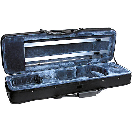 Featherweight C-3960 Deluxe Violin Case - Rectangular thumbnail