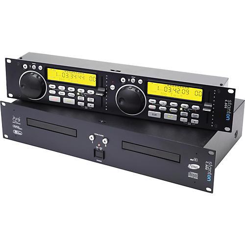 Stanton C.502 Dual Rackmount CD Player thumbnail