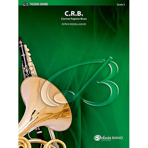 BELWIN C.R.B. Concert Band Grade 2 (Easy) thumbnail