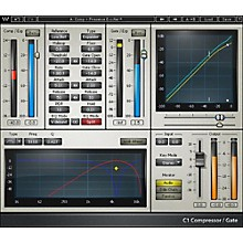 Waves C1 Compressor Native/TDM/SG Software Download