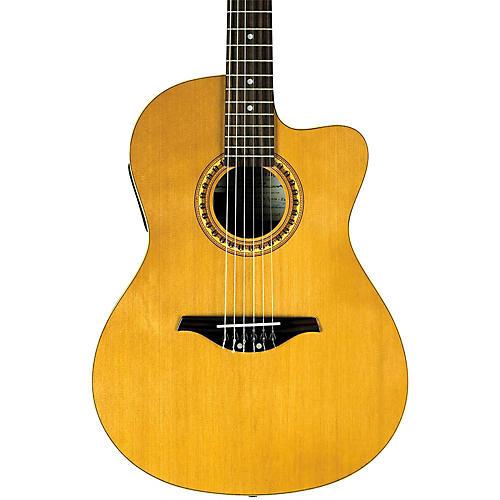 Manuel Rodriguez C10CUT-U Nylon-String Classical Acoustic-Electric Guitar thumbnail