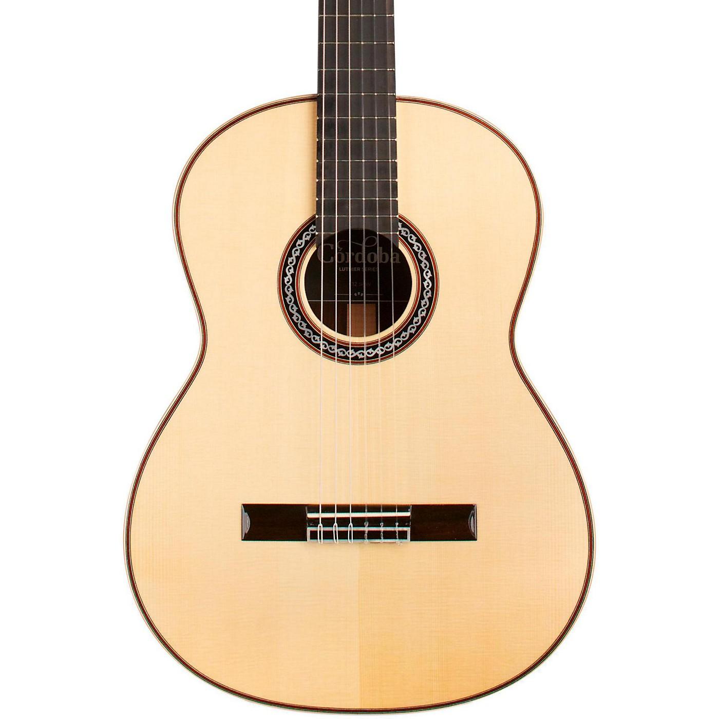 Cordoba C12 SP Classical Guitar thumbnail
