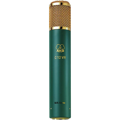 AKG C12 VR Reference Tube Condenser Microphone thumbnail