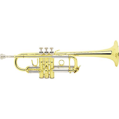 Bach C180 Stradivarius Series Professional C Trumpet thumbnail
