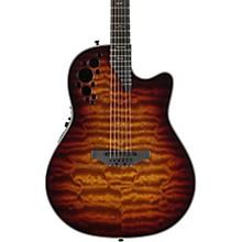 Ovation C2078AXP-STB Exotic Wood Elite Plus Sapeli Acoustic-Electric Guitar