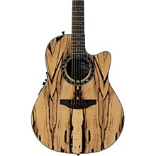 Ovation C2079AXP Exotic Wood Legend Plus Royal Ebony Acoustic-Electric Guitar